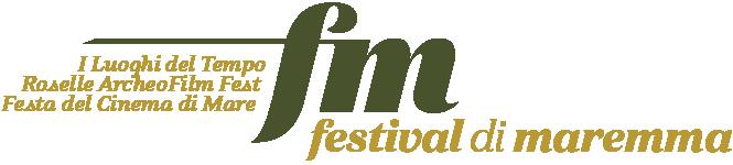 Festival di Maremma – I Luoghi del Tempo – Roselle Archeo Film Festival – Festa del Cinema di Care Logo